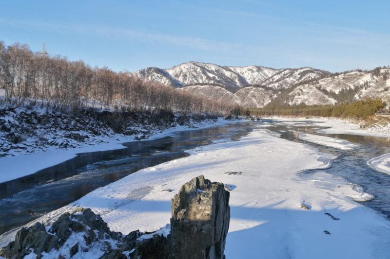 Новогодние каникулы на Алтае