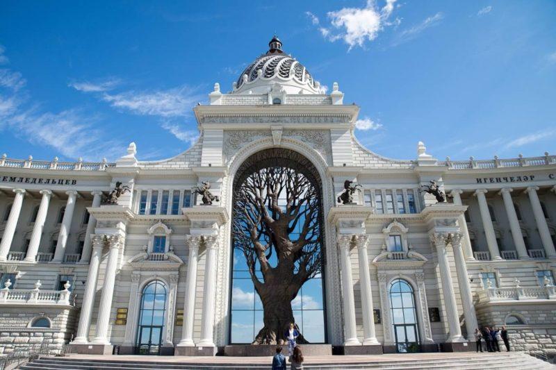 Тысячелетняя Казань
