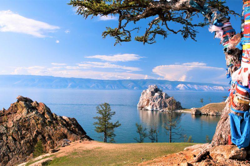Экскурсия на Байкал Ольхон