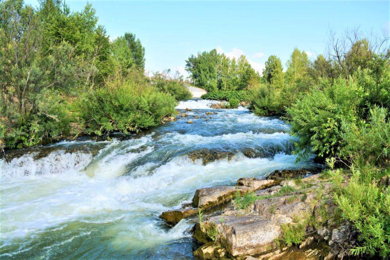 Водопад Суенгинский